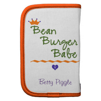 Bean Burger Babe Organizer