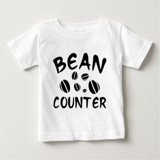 Bean Counter Baby T-Shirt