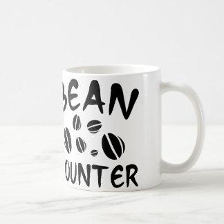 Bean Counter Coffee Mug