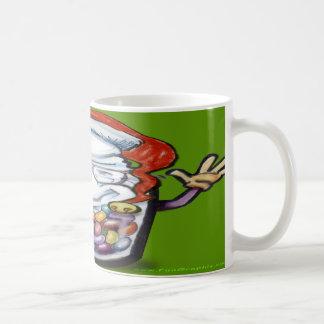 Bean Counters Christmas Coffee Mug