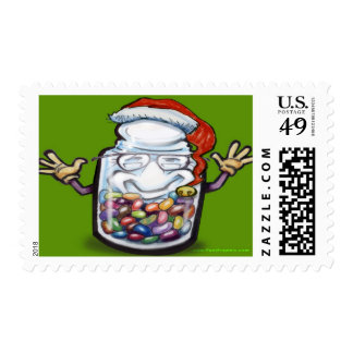 Bean Counters Christmas Postage