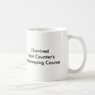 Bean Counter's Coffee Mug
