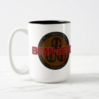 Bean-Head Coffee Mug