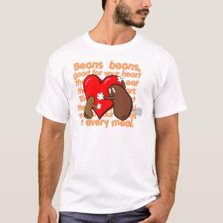 Bean_Heart_Poem T-Shirt