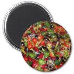 Bean Salad Magnet
