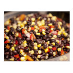 Bean Salad Postcard