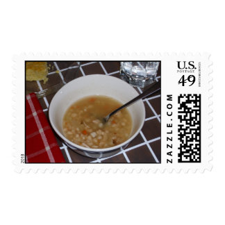 Bean Soup and Cornbread Postage