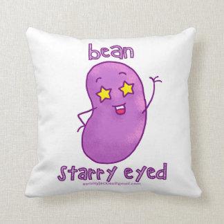 Bean Starry Eyed Throw Pillow