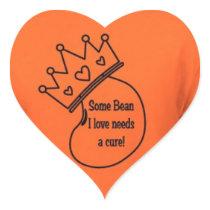 Bean Sticker