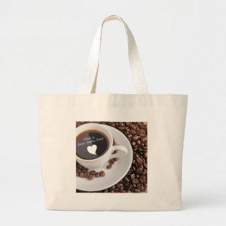 Bean-tastic Coffee Celebration Canvas Bags