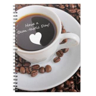 Bean-tastic Coffee Celebration Notebooks