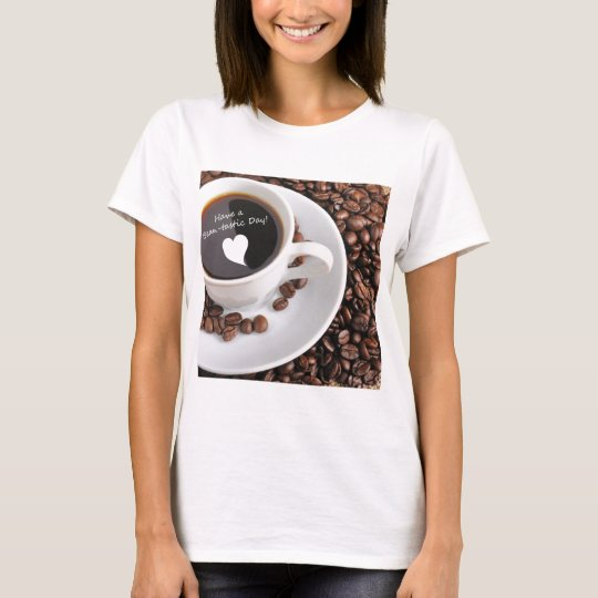 Bean-tastic Coffee Celebration T-Shirt