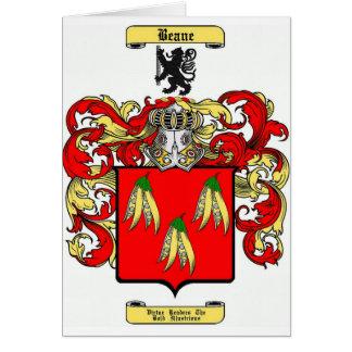 Beane Cards