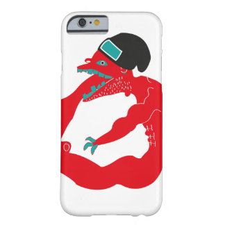 Beanie Monster Barely There iPhone 6 Case