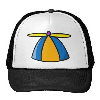 Beanie With Propeller Trucker Hat