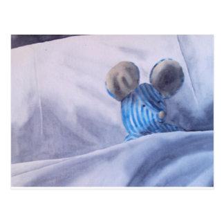 Beanie's Bedtime (postcard) Postcard