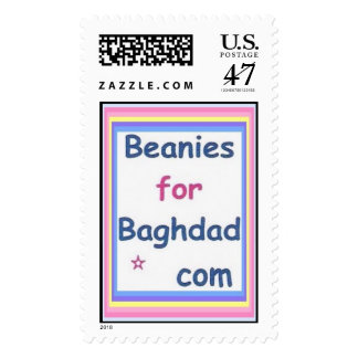 Beanies for Baghdad * com Postage