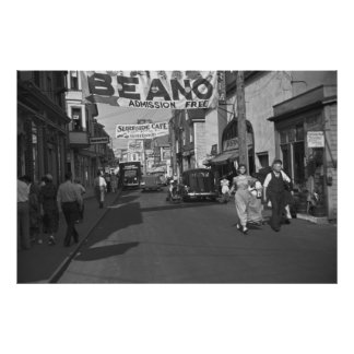 Beano: 1937 poster