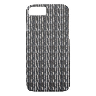 Beans Black & white lines vertical pattern, case