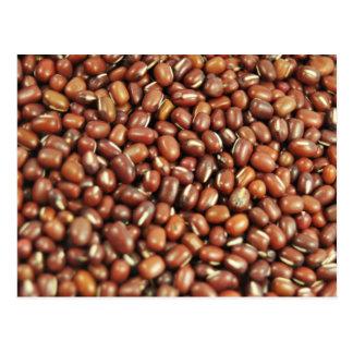 Beans design postcard
