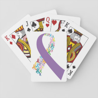 Beans for a Cure Playing Cards