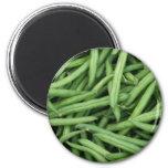beans fridge magnet