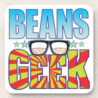 Beans Geek v4 Coasters