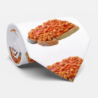 Beans on toast tie