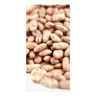 Beans Photo Card