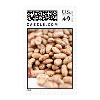 Beans Postage Stamp