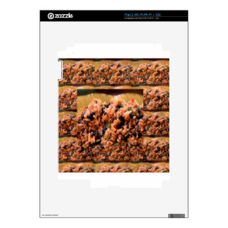 Beans Rice American Chefs Healthy Kitchen Cuisine iPad 2 Decal