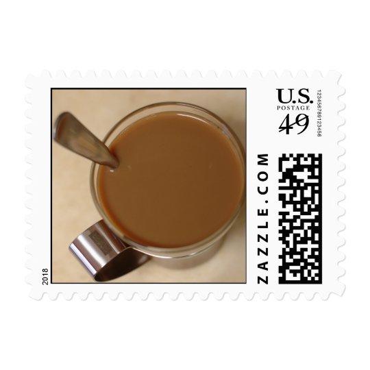 Beans stamp
