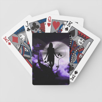 Beanstalk dream fairy playing cards