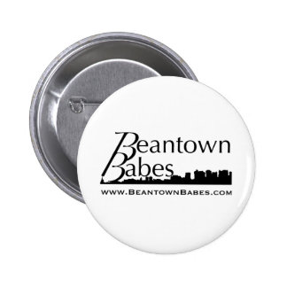 Beantown Babes Swag Pinback Buttons