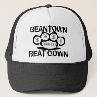 BEANTOWN BEATDOWN TRUCKER HAT