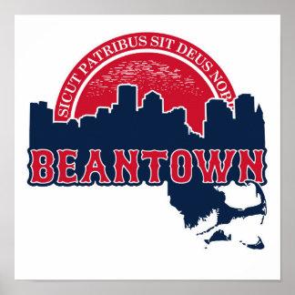 Beantown Póster