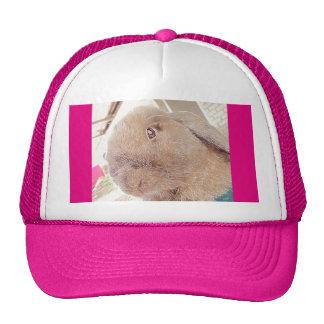 Beany cap trucker hat