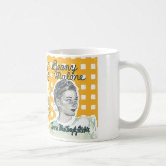 Beany Malone! Classic 1950s books for girls! Classic White Coffee Mug