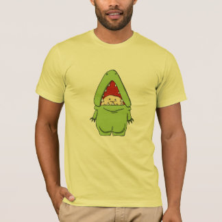 Beany thingy in monster costume. T-Shirt
