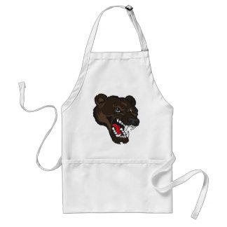Bear-01 Adult Apron