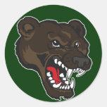 Bear-01 Sticker