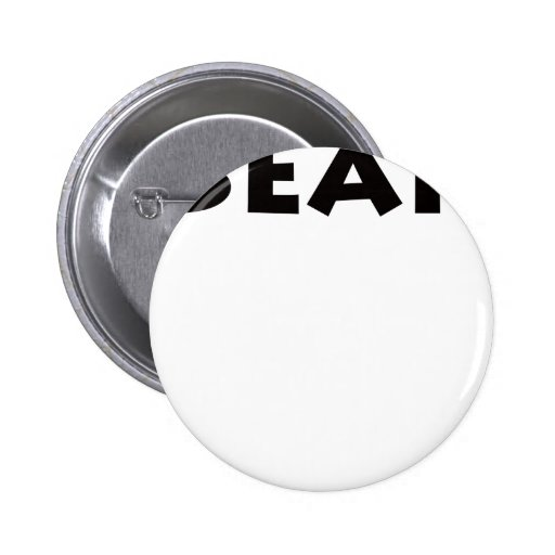 Bear 2 Inch Round Button