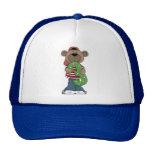 Bear 3 Year Old Mesh Hat