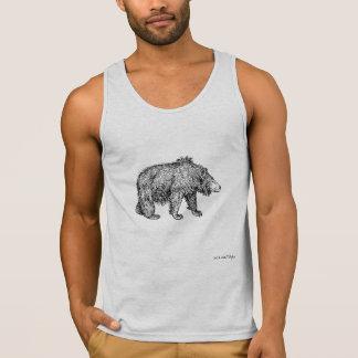 Bear 77 tank top