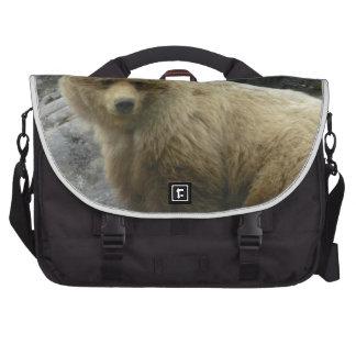 Bear Alaska Animals Destiny Nature Computer Bag