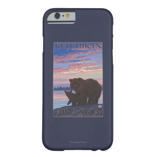 Bear and Cub - Ketchikan, Alaska Barely There iPhone 6 Case