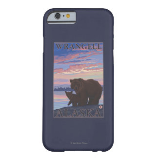 Bear and Cub - Wrangell, Alaska Barely There iPhone 6 Case