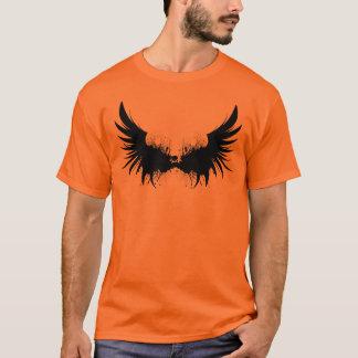Bear and Eagle black T-Shirt