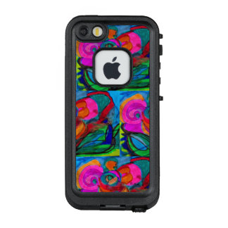 Bear And Grin It LifeProof FRĒ iPhone SE/5/5s Case