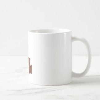 Bear And Pine Coffee Mug